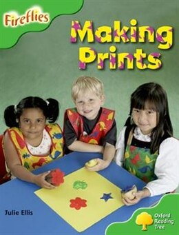 Book Oxford Reading Tree: Stage 2: More Fireflies A Making Prints by Roderick Hunt