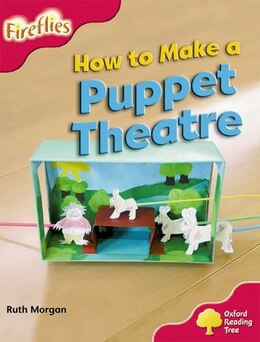 Book Oxford Reading Tree: Stage 4: More Fireflies A Puppet Theatre by Roderick Hunt