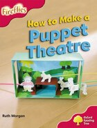 Oxford Reading Tree: Stage 4: More Fireflies A Puppet Theatre
