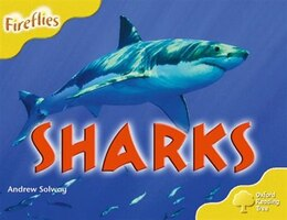 Book Oxford Reading Tree: Stage 5: More Fireflies A Sharks by Roderick Hunt