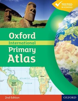 Book Oxford International Primary Atlas by Patrick Wiegand