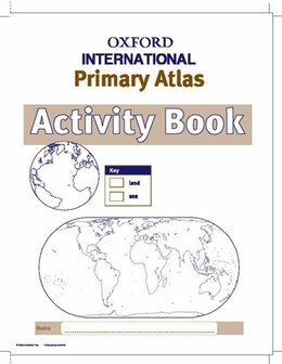 Book Oxford International Primary Atlas Activity Book by Patrick Wiegand