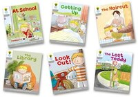 Oxford Reading Tree: Stage 1 Wordless Stories A: Pack of 6