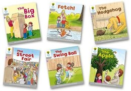 Book Oxford Reading Tree: Stage 1 Wordless Stories B: Pack of 6 by Roderick Hunt
