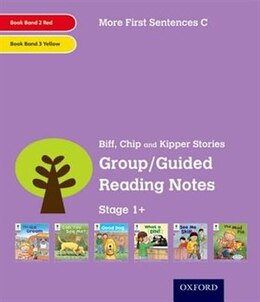 Book Oxford Reading Tree: Stage 1+ More First Sentences C: Group/Guided Reading Notes by Roderick Hunt