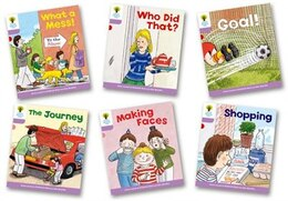 Book Oxford Reading Tree: Stage 1+ More Patterned Stories: Pack of 6 by Roderick Hunt