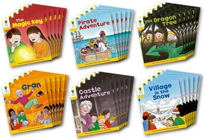 Oxford Reading Tree: Stage 5 Stories: Class Pack of 36 by Roderick Hunt