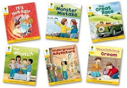Book Oxford Reading Tree: Stage 5 More Stories A: Pack of 6 by Roderick Hunt