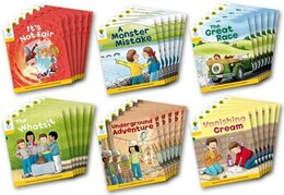 Book Oxford Reading Tree: Stage 5 More Stories A: Class Pack of 36 by Roderick Hunt