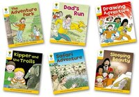 Oxford Reading Tree: Stage 5 More Stories C: Pack of 6