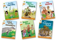 Oxford Reading Tree: Stage 6 Stories: Pack of 6