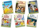 Oxford Reading Tree: Stage 7 More Stories B: Pack of 6