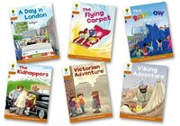 Oxford Reading Tree: Stage 8 Stories: Pack of 6