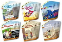Oxford Reading Tree: Stage 8 Stories: Class Pack of 36