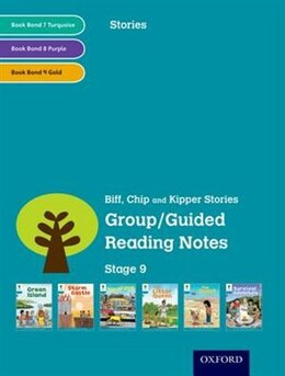 Book Oxford Reading Tree: Stage 9 Stories: Group/Guided Reading Notes by Roderick Hunt