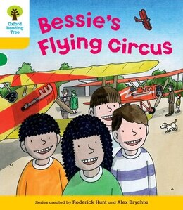 Book Oxford Reading Tree: Stage 5: Decode and Develop Bessies Flying Circus by Roderick Hunt