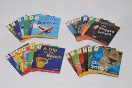 Book Oxford Reading Tree: Floppys Phonics Non Fiction Easy Buy Pack: Year 1 by Claire Llewellyn
