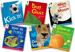 Book Oxford Reading Tree: Floppys Phonics Non Fiction Super Easy Buy Pack by Monica Hughes