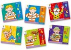 Oxford Reading Tree: Stage 1+: Floppys Phonics: Sounds and Letters Pack of 6