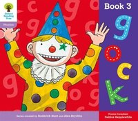 Oxford Reading Tree: Stage 1+: Floppys Phonics: Sounds and Letters Book 3