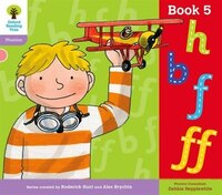 Oxford Reading Tree: Stage 1+: Floppys Phonics: Sounds and Letters Book 5