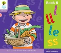 Oxford Reading Tree: Stage 1+: Floppys Phonics: Sounds and Letters Book 6