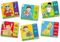 Oxford Reading Tree: Stage 2: Floppys Phonics: Sounds and Letters Pack of 6