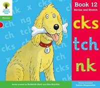 Oxford Reading Tree: Stage 2: Floppys Phonics: Sounds and Letters Book 12