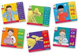 Book Oxford Reading Tree: Stage 4: Floppys Phonics: Sounds and Letters Pack of 6 by Debbie Hepplewhite