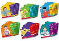 Oxford Reading Tree: Stage 4: Floppys Phonics: Sounds and Letters Class Pack of 36