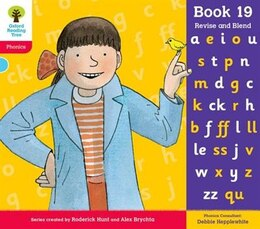 Book Oxford Reading Tree: Stage 4: Floppys Phonics: Sounds and Letters Book 19 by Debbie Hepplewhite