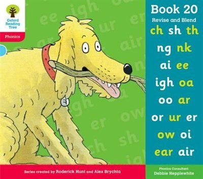 Oxford Reading Tree: Stage 4: Floppy's Phonics: Sounds and Letters Book 20 by Debbie Hepplewhite