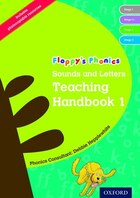 Oxford Reading Tree: Floppys Phonics: Sounds and Letters OHandbook 1 (Reception)
