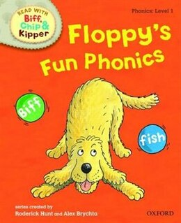 Book Oxford Reading Tree Read With Biff, Chip, and Kipper: Level 1: Phonics Floppys Fun Phonics by Roderick Hunt
