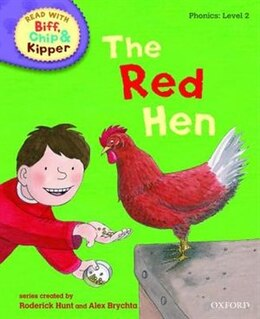 Book Oxford Reading Tree Read With Biff, Chip, and Kipper: Level 2: Phonics The Red Hen by Roderick Hunt