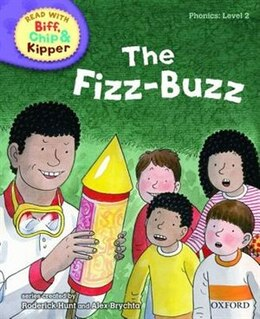 Book Oxford Reading Tree Read With Biff, Chip, and Kipper: Level 2: Phonics The Fizz-buzz by Roderick Hunt