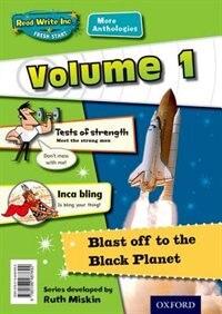 Read Write Inc. Fresh Start: More Anthologies Volume 1 Pack of 5 by Gill Munton