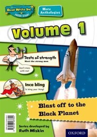 Book Read Write Inc. Fresh Start: More Anthologies Volume 1 Pack of 5 by Gill Munton