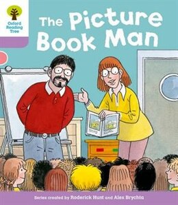 Book Oxford Reading Tree: Level 1+ More Stories a: Decode and Develop The Picture Book Man by Roderick Hunt