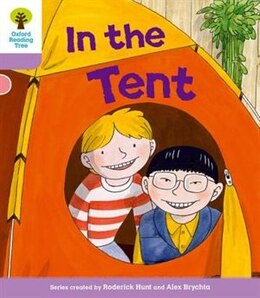 Book Oxford Reading Tree: Level 1+ More a Decode and Develop In The Tent by Roderick Hunt