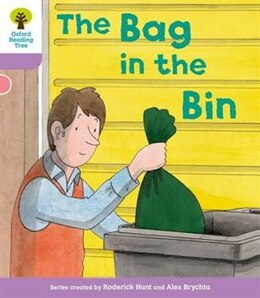 Book Oxford Reading Tree: Level 1+ More a Decode and Develop The Bag in the Bin by Roderick Hunt