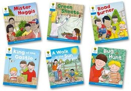 Book Oxford Reading Tree: Stage 3: Decode and Develop More A Pack of 6 by Roderick Hunt