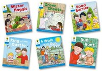 Oxford Reading Tree: Stage 3: Decode and Develop More A Pack of 6