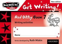 Read Write Inc. Phonics: Get Writing!: Red Ditty Books 6-10 Pack of 50: New Edition