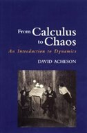 Book From Calculus to Chaos: An Introduction to Dynamics by David Acheson