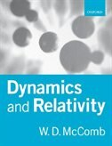 Book Dynamics and Relativity by William David McComb