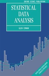 Book Statistical Data Analysis by Glen Cowan