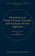 Characters of Finite Coxeter Groups and Iwahori-Hecke Algebras