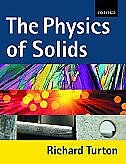 Book The Physics of Solids by Richard John Turton