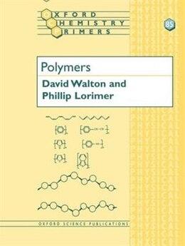 Book Polymers by David Walton